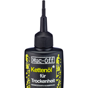 Muc-Off Dry Lube Chain Oil for Dry Conditions 120ml